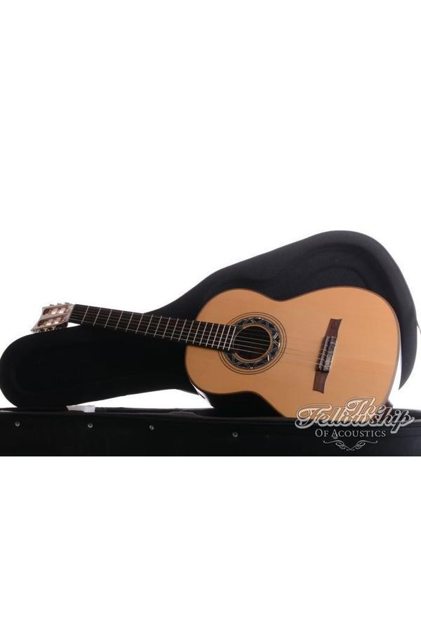 Andalusian Flamenco Negra 1945F Marcelo Barbero 2013 + LR Baggs