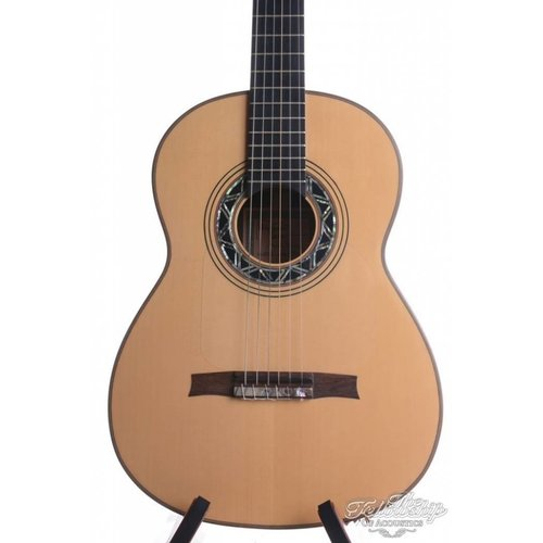 Andalusian Guitars Andalusian Flamenco Negra 1945F Marcelo Barbero 2013 + LR Baggs
