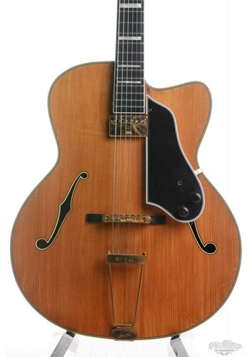 Levin Levin Model 3 Royal Archtop Natural 1951