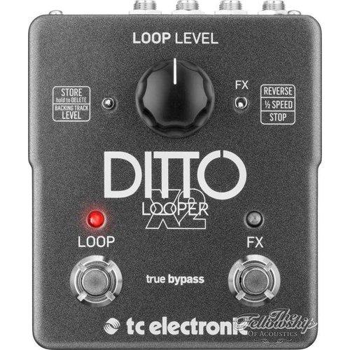 TC Electronic TC Electronic Ditto X2 Looper