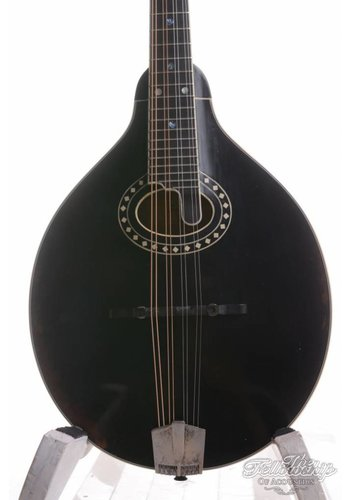 Eastman Eastman MD-804V Varnish Oval Hole Mandolin Antique Black