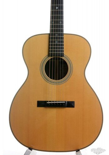 Martin Martin John Renbourn OM-M Madagascar - Stradivari Spruce 2013 mint