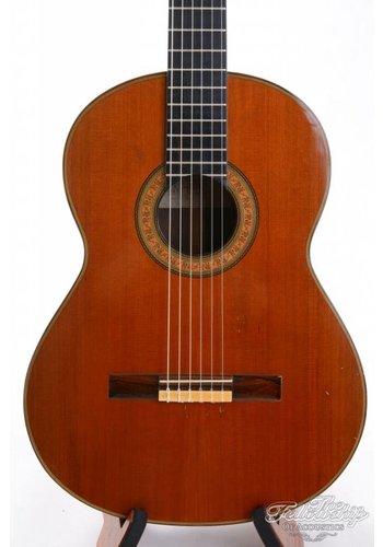 Reinhold Seiffert Reinhold Seiffert 1a Vintage Concert gitaar 1974