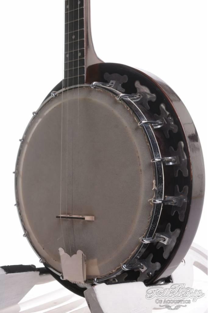 George Houghton & Son Tenor Banjo 1950s