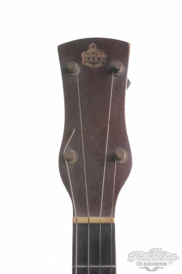 George Houghton & Son Tenor Banjo 1950s