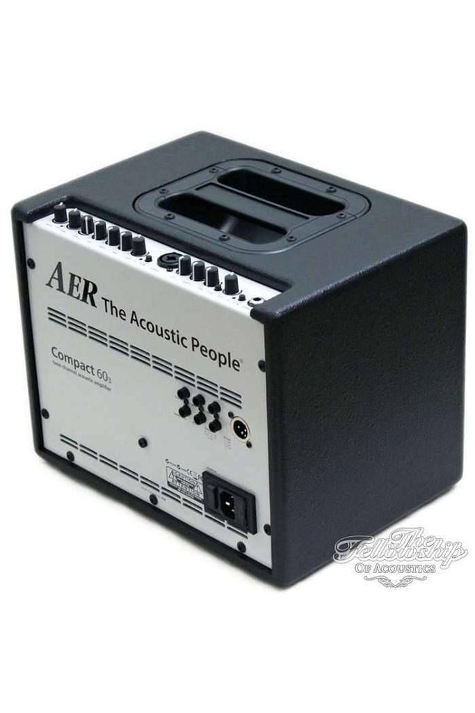 AER Compact 60 3 Acoustic Guitar Amplifier