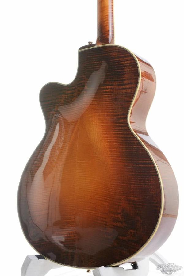 Blazer AS 17 inch L5 style Jazz Archtop sunburst 1993