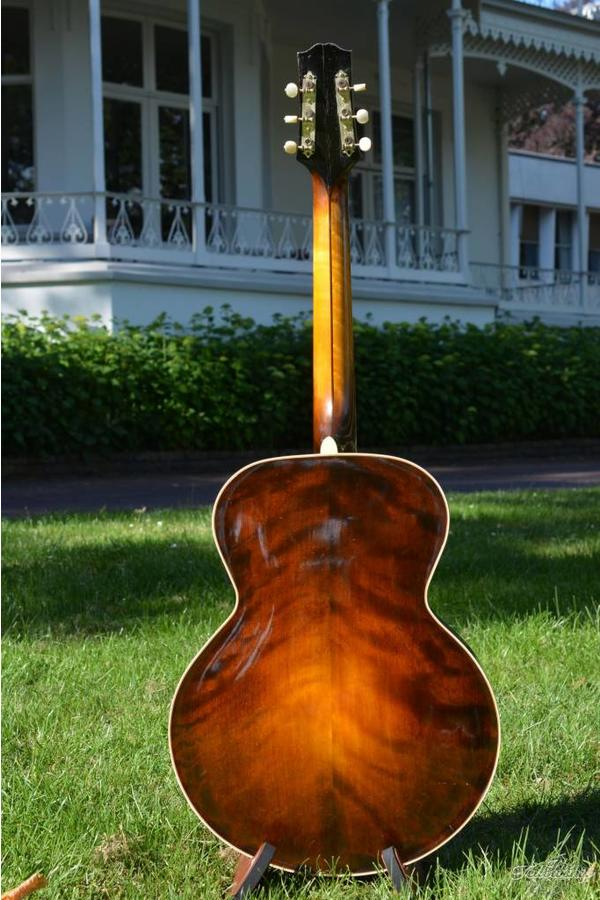 Gibson L5 Lloyd Loar Signed 1924 with Virzi