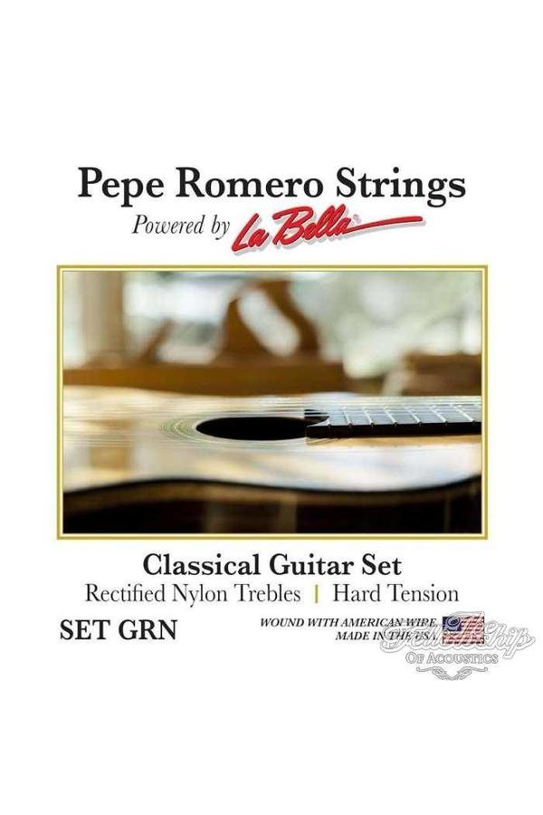 """Pepe Romero """"Set Grn Hard Tension"""""""