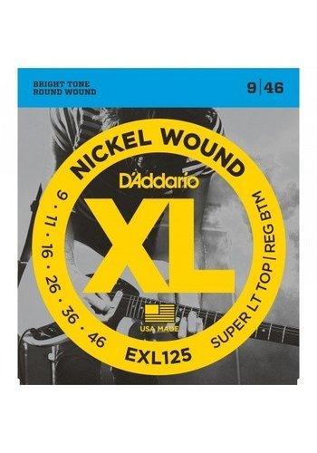 D'addario Daddario EXL125