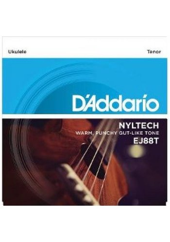 D'addario D'Addario EJ88T Nyltech Ukulele Tenor