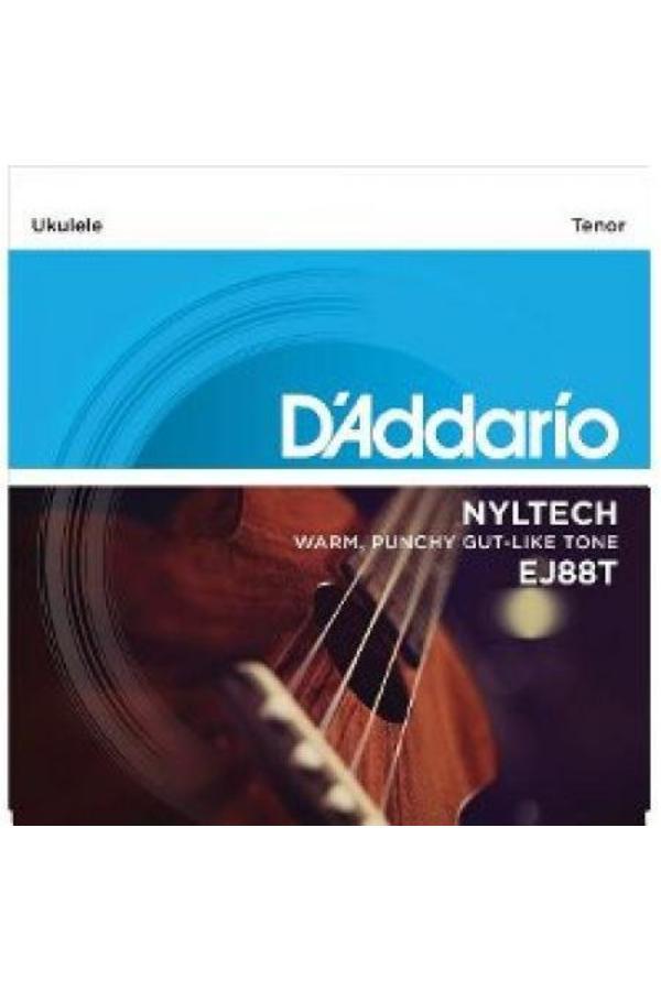 D'Addario EJ88T Nyltech Ukulele Tenor