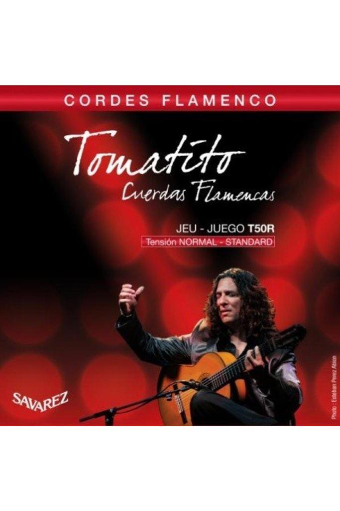 Savarez Tomatito T50R Normal Tension Flamenco