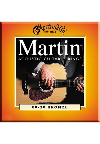 Martin Strings Martin 80/20 Bronze M145 0.125