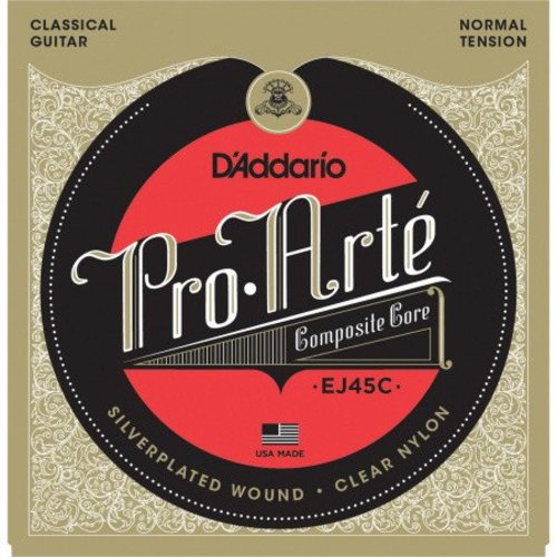 D'addario D'Addario EJ45C Pro-Arté Composite Normal Tension