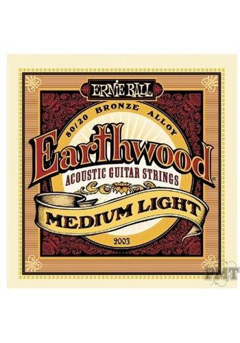earthwood Ernie Ball Earthwood Medium Light Acoustic