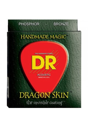 DR Strings Dragons Skin 0.11 Acoustic