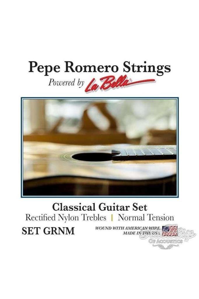 Pepe Romero Set GRNM Normal Tension