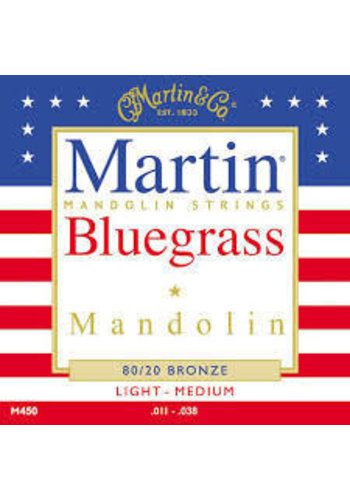 Martin Strings Martin M450 Mandolin 0.11