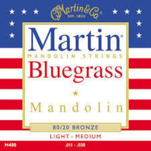 Martin Strings Martin M450 Mandolin 0.11