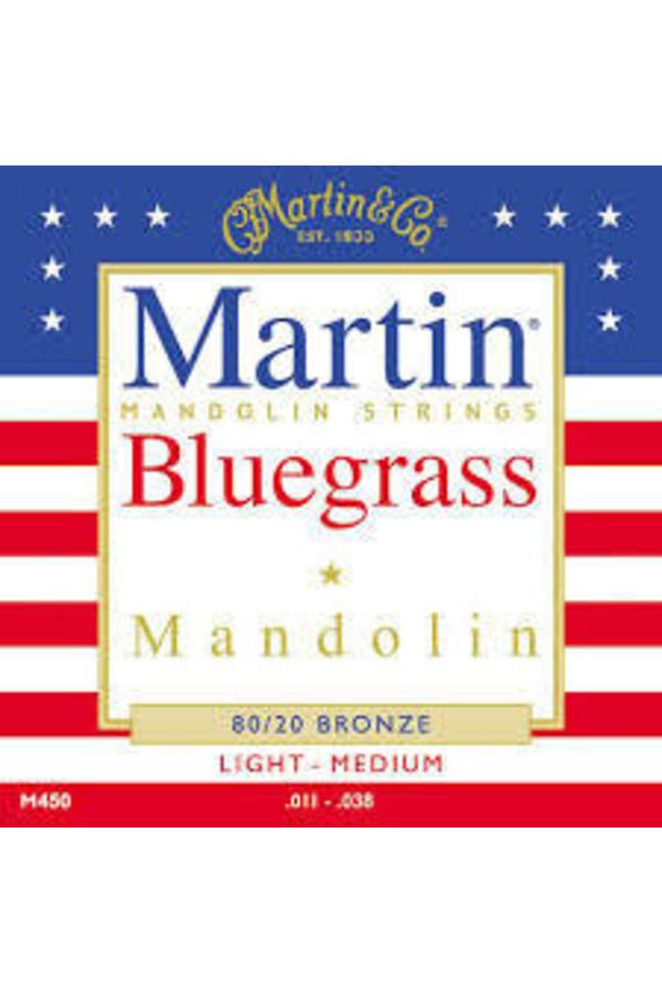 Martin M450 Mandolin 0.11