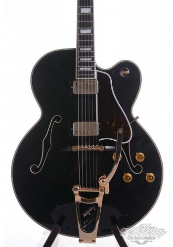 Ibanez Ibanez FA300 style Archtop L 5 style black ca. 1975
