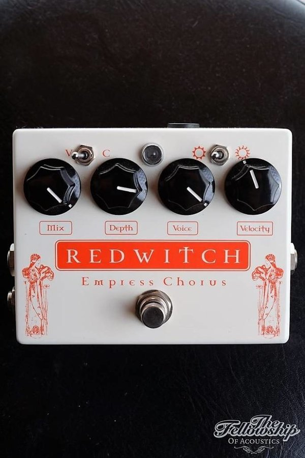 Red Witch Empress Chorus Used