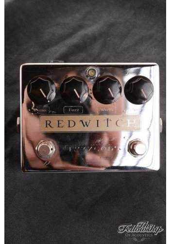 Red Witch Red Witch Fuzz God I Germanium Used