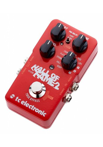 TC Electronic TC Electronic Hall of Fame 2 Reverb
