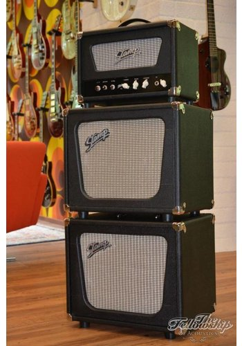 Stamp Amps Stamp 30 Stack Martin Staman HW Tube Amp and double cab