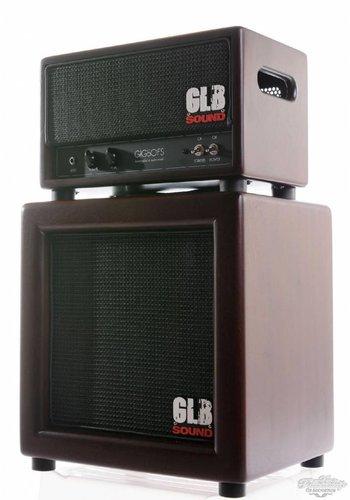 GLB Sound GLB Sound Gig 50FS Amp + Cab Sapele