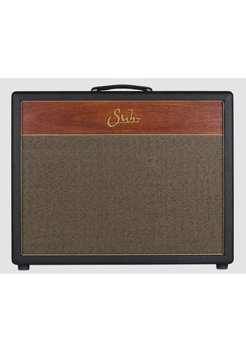 Suhr 2x12 Speaker Cab Hedgehog Black tolex