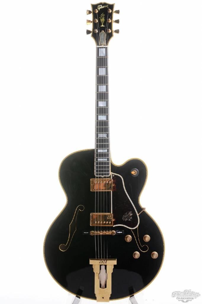 Gibson L5ces Centennial ebony 1994 Mint