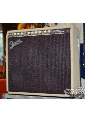 Fender Fender Vibro King 20th Anniversary Amp White Tolex