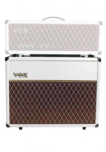 Vox Vox V212C-WB White Bronco Limited Edition Extension Cabinet