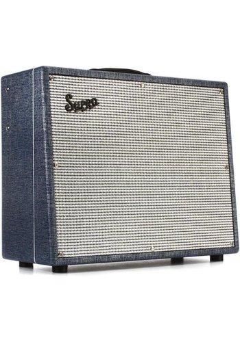 Supro Supro 1675RT Rhythm Master 35/45/60watt Gitaar buizenversterker