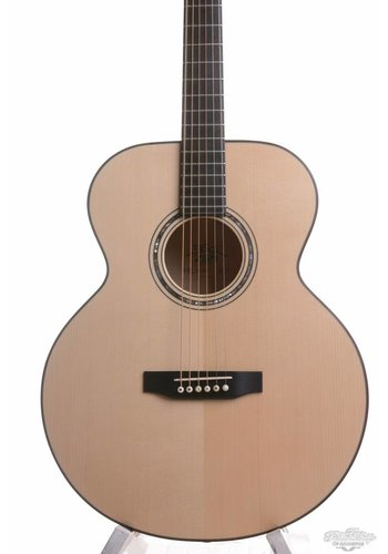 BSG BSG GJ16F Baritone Flamed Maple en Europees sparren