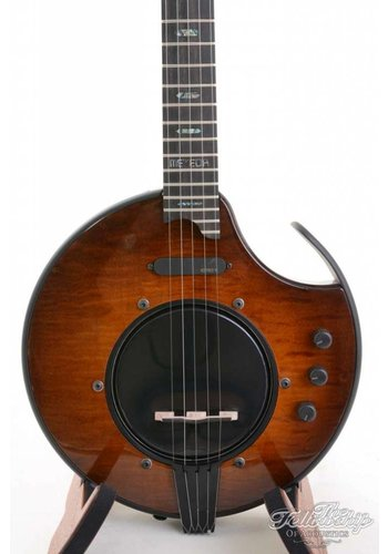 Nechville Banjo Company Nechville Meteor 5-Snarige Elektrische banjo