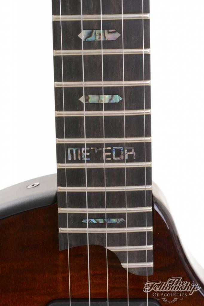 Nechville Meteor 5-Snarige Elektrische banjo