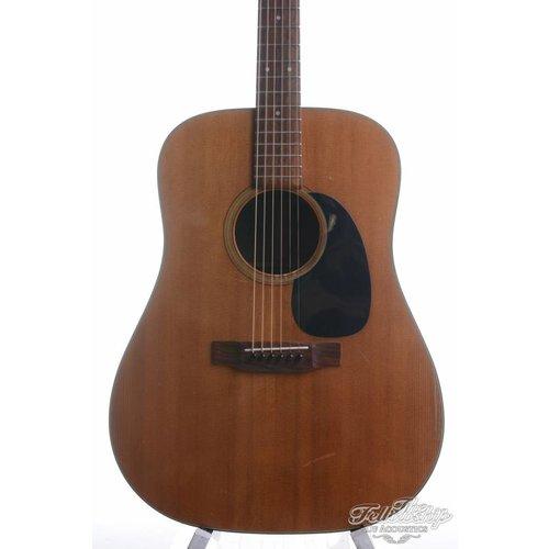 Martin Martin D-18 vintage dreadnought guitar from 1973