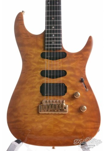 Zion Zion The Classic Quilted Maple Top 90s