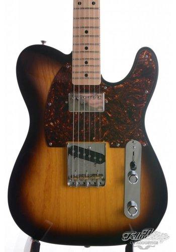 Fender Fender 1962 Custom Telecaster Sunburst HS Closet Classic 2006