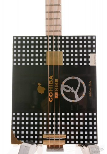 Ziggabox Ziggabox Cohiba Behike 3-string Cigarbox guitar