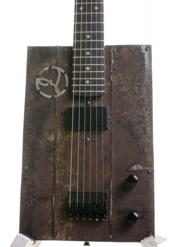 Ziggabox Ziggabox 6-string Cigarbox guitar