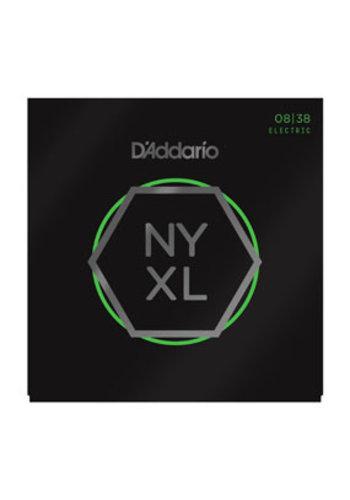 D'addario Copy of D'Addario NYXL0946 Nickel Wound Super Light Top / Regular Bottom 09-46