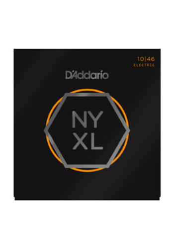 D'addario D'Addario NYXL1046 Nickel Wound Super Light Top / Regular Bottom 09-46