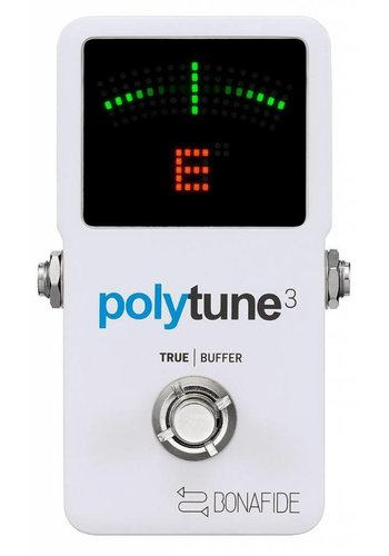 TC Electronic TC Electronic Polytune 3 Tuner Pedal