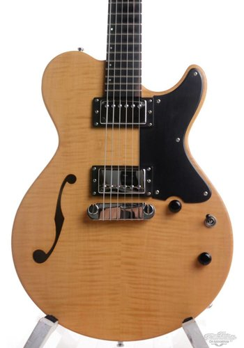 Helliver Helliver Semi-Hollow Prototype 2007 NM