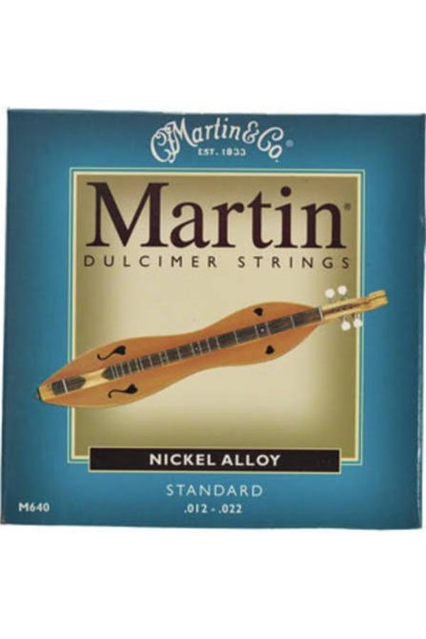 Martin Dulcimer Strings M640 Nickel