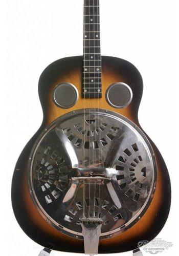 Dobro Tenor guitar 1928 sunburst